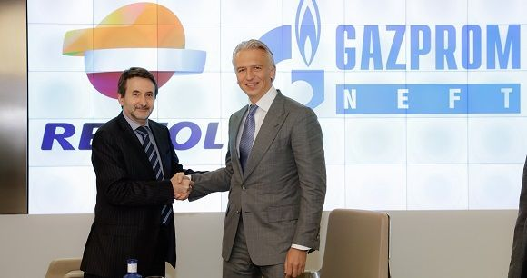 Spain's Repsol and Gazprom Neft to increase their collaboration in West Siberia