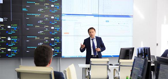 В Газпромнефть-Хантосе создан Центр управления добычей, использующий технологию «Цифровых двойников»