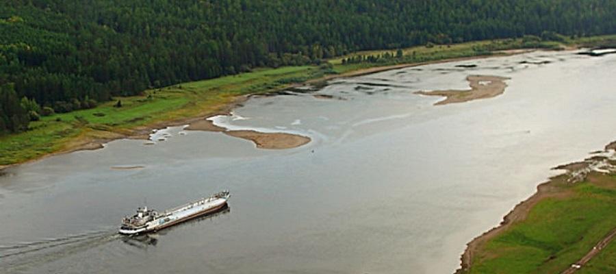 Заканчивается северный завоз в Иркутскую область