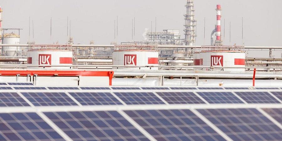 ЛУКОЙЛ построит солнечную электростанцию в Краснодарском крае