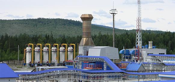 ОДК поставит газоперекачивающие агрегаты ГПА-16 для участка Ковыкта - Чаянда газопровода Сила Сибири-1