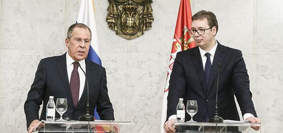 С. Лавров из Сербии: США пытаются вытеснить Россию с европейских рынков энергоносителей, продвигая сжиженный газ Голосовать!