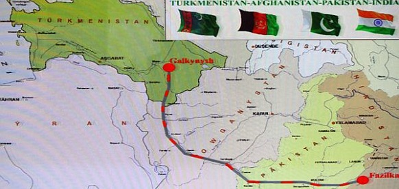 In Turkmenistan accelerated the construction of the TAPI pipeline
