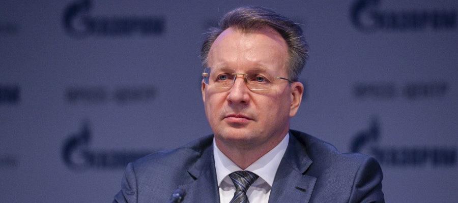 Экс-заместитель председателя правления В. Черепанов возглавит 3 структуры Газпрома