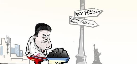 Украина может заплатить за тонну угля из Пенсильвании 130 долл США. Если П. Порошенко решиться на централизованные закупки
