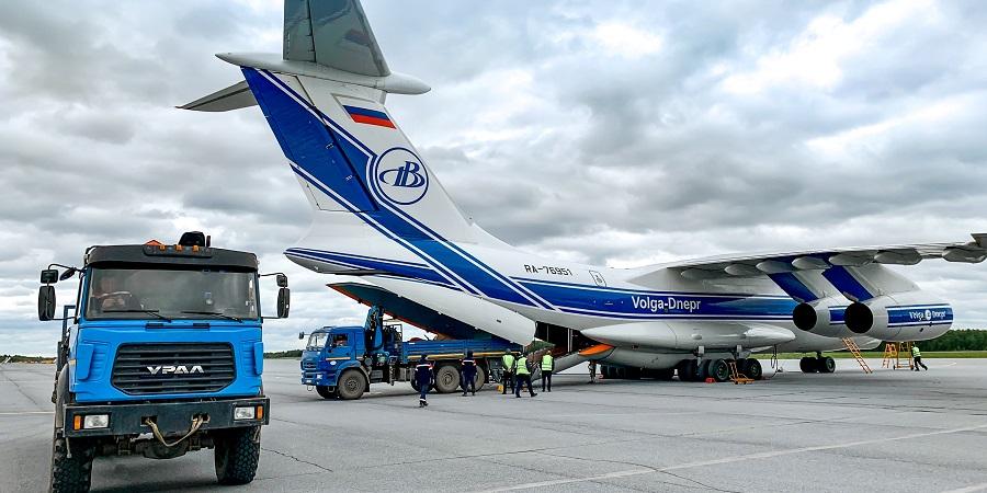 Аварийно-спасательный отряд Газпром нефти вылетел в Норильск для участия в ликвидации последствий ЧС
