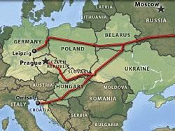 Россия ведет неофициальные переговоры о строительстве нефтепровода в обход Украины?