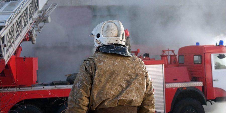 На Южно-Ягунском месторождении произошло возгорание газокомпрессорной станции