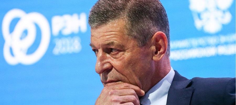 Д. Козак о доступе Газпрома к газопроводу OPAL: Дайте время подумать. Власти РФ готовят ответ на решение суда ЕС