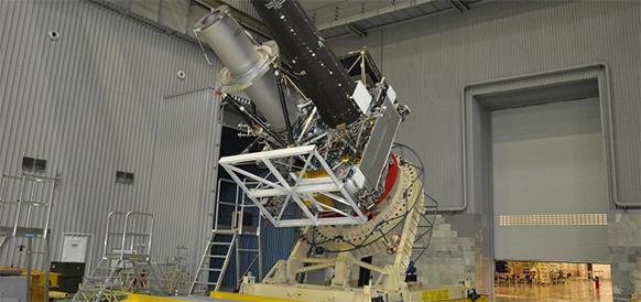 Космическая обсерватория «Спектр-РГ» готовится к выводу на орбиту