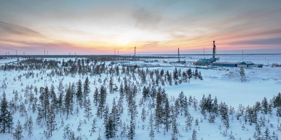 На Вынгаяхинском месторождении Газпром нефти успешно пробурены 2 высокоэффективные скважины на юрские отложения