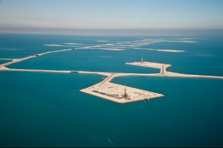 Саудовское месторождение  Manifa выйдет на проектную мощность в 2014 г