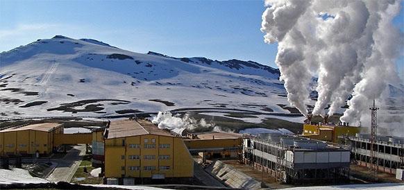 Росгеология планирует изучить возможность строительства 4-й геотермальной электростанции на Камчатке