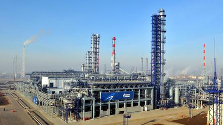 Очистка выбросов предприятий нефтегазового комплекса