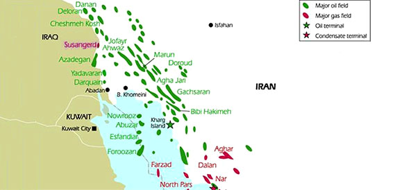 Иран приступает к разработке нефтяного месторождения Сусангерд вместе с неназванным зарубежным партнером