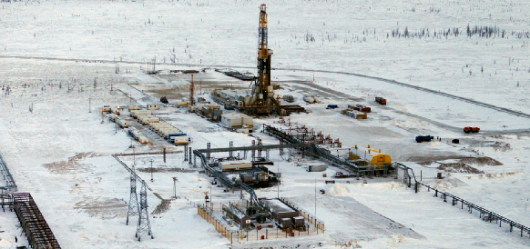 Rosneft signed a pact with Statoil for joint development of the North-Komsomolskoye field