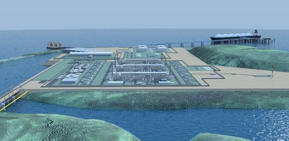 Ближе к делу. Газпром и Shell договорились о выполнении технико-экономического исследования по проекту Балтийский СПГ