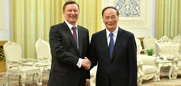 С. Иванов в Китае обсудил судьбу поставок российского газа. Намечается прогресс