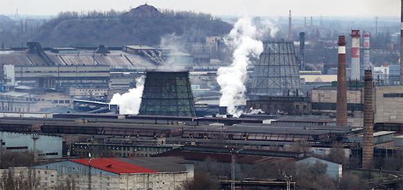 Украинские металлургические предприятия в январе 2019 г. снизили потребление газа на 3%, а запасы угля подросли
