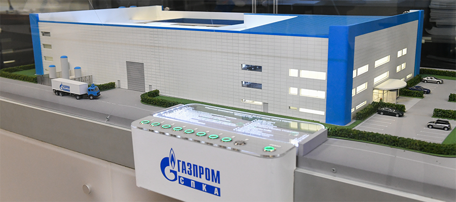 Gazprom: SMOTR satellite to be used for greenhouse gas emissions monitoring