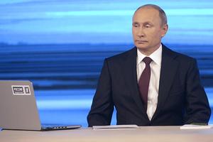 В.Путин: В поставках газа наиболее проблемный участок - транзит через Украину