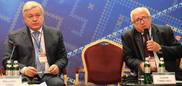 Укртрансгаз анонсировал оценку О. Чалого, Л. Униговского о ситуации на газовом рынке Украины