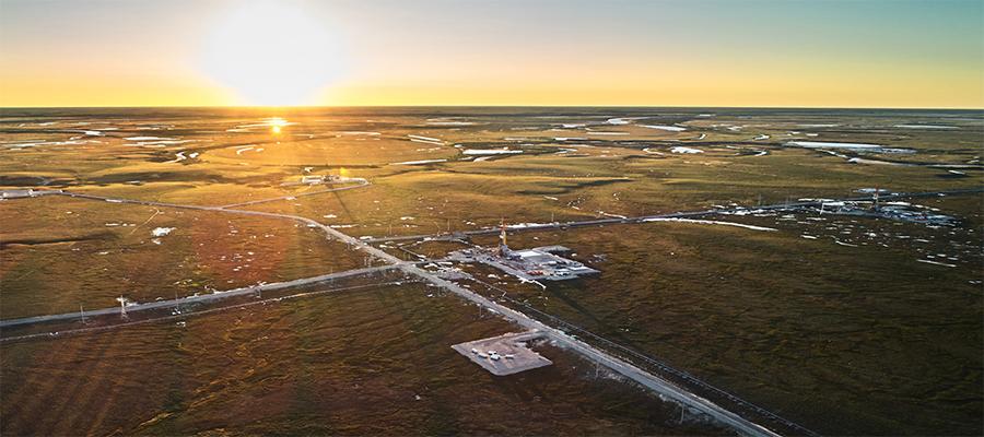 Накопленная добыча на Узунском месторождении в ХМАО достигла 1 млн т нефти