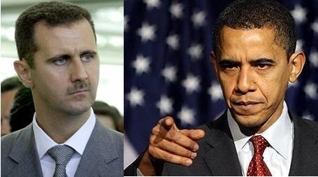 Обама заморозил счета президента Сирии