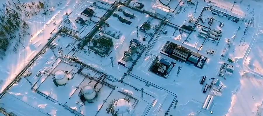Газпром нефть добыла миллионную тонну нефти на Отдаленной группе месторождений