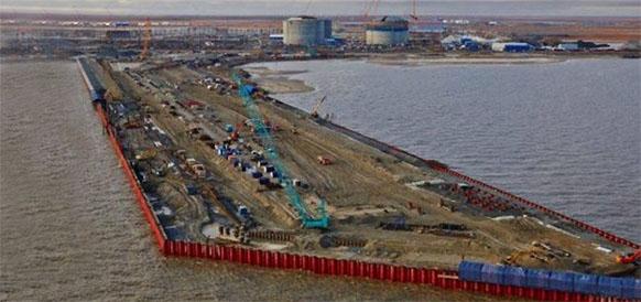 Ранний старт. НОВАТЭК может запустить 3-ю линию Ямал СПГ на 6-9 месяцев раньше срока