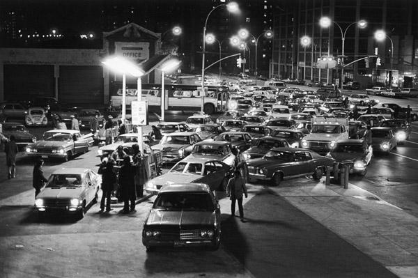 1973–1975. Нефтяной кризис
