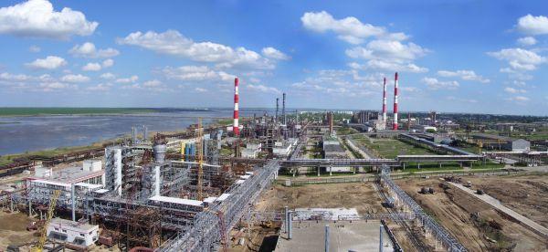 ЛУКОЙЛ возобновил производство этилена и пропилена на заводе Ставролен