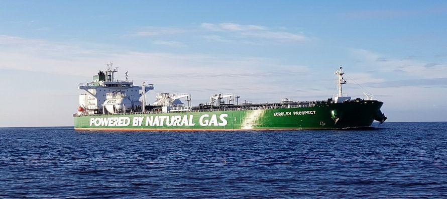 На СПГ-танкере. ЛУКОЙЛ первый поставил российскую арктическую нефть по СМП в Китай