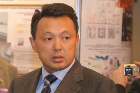 KAZENERGY. С.Мынбаев об экспорте нефти