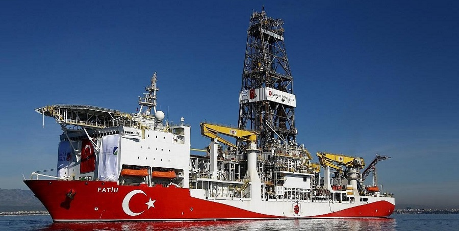 Турция приступила к геологоразведке в Черном море