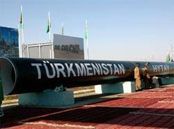 Туркмения готова дать Европе 40 000 0000 000 кубометров газа