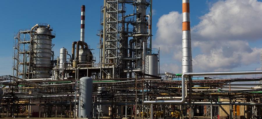 Краснодарский НПЗ в 1-м полугодии 2019 г. переработал 1,2 млн т нефти
