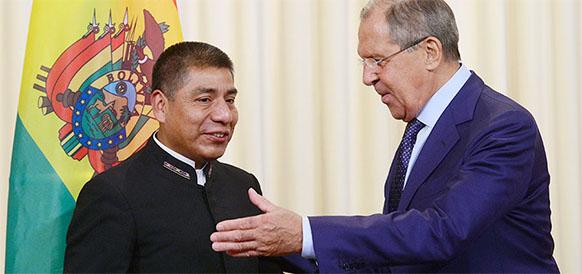 Россия и Боливия нацелены на развитие сотрудничества в области энергетики. Флагманами выступают Газпром и Росатом