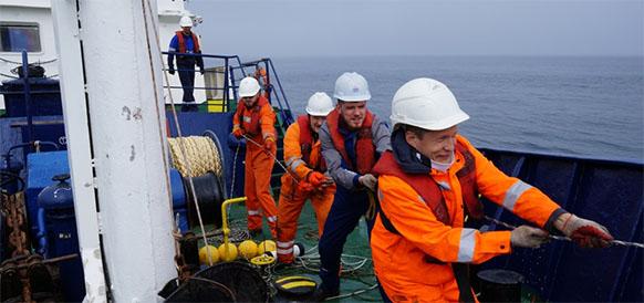 Под боком у Нептуна. МАГЭ провела комплексные инженерные изыскания в Охотском море для Газпромнефть-Сахалин