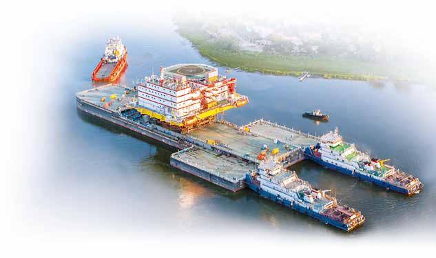 Шельф под контролем. Наблюдение и сертификация морских нефтегазовых проектов