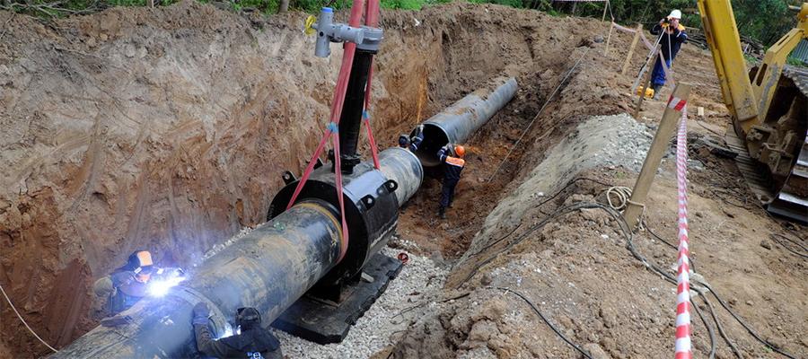 МОСГАЗ до конца 2019 г. построит в ТиНАО 18 км газопроводов, оснащенных «умными» автоматическими запорными устройствами