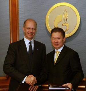 Газпром и BASF обменивают активы. Неравноценно, но только на первый взгляд