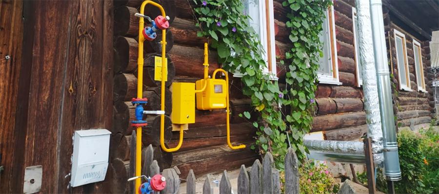 В Пермском крае продолжается газификация сельских населенных пунктов