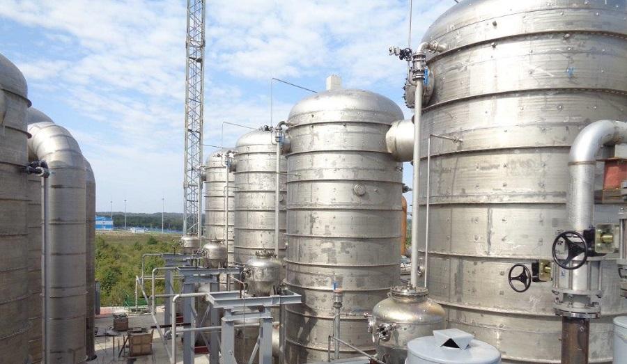 Титан для нефтегазовой отрасли, крупные проектные решения с применением титана в аппаратурном оформлении