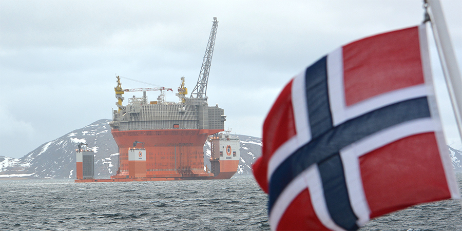 Norway's oil fund now worth $1 091 750 000 000