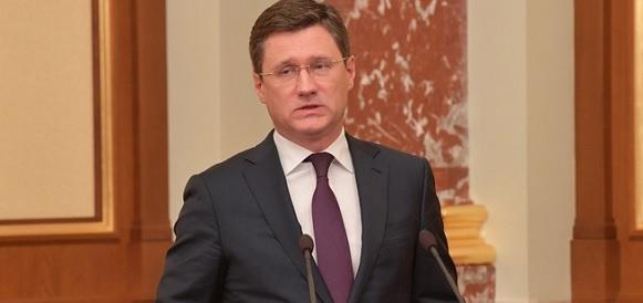Заседание 25 октября 2018 г. А. Новак о перспективах роста производства СПГ