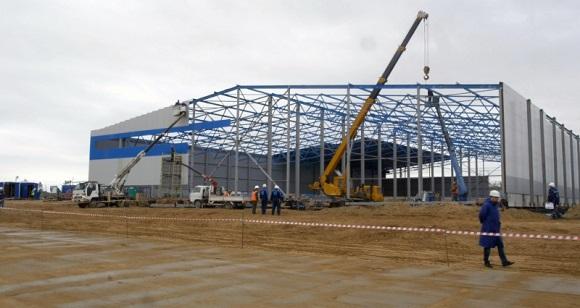 На стройплощадке Амурского ГПЗ на 95% завершены работы по подготовке площадки для технологических установок 1-го пускового комплекса