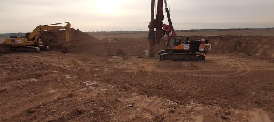 В Калмыкии началось строительство 2-х ветропарков суммарной мощностью 200 МВт
