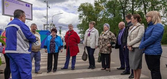 Делегация района Капотня высоко оценила модернизацию Московского НПЗ «Газпром нефти»