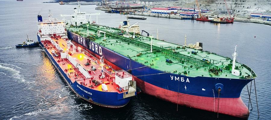 Отправлено 30 млн т. Газпром нефть нарастила поставки арктической нефти в Европу